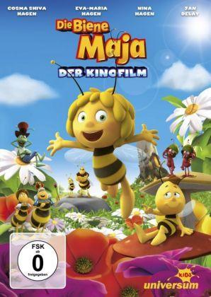 Die Biene Maja - Der Kinofilm, 1 DVD