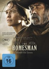 The Homesman, 1 DVD Cover