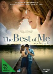 The Best of Me - Mein Weg zu dir, 1 DVD Cover