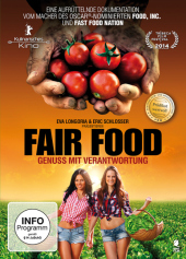 Fair Food - Genuss mit Verantwortung, 1 DVD Cover