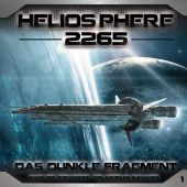 Heliosphere 2265 - Das dunkle Fragment, 1 Audio-CD