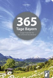 365 Tage Bayern Cover