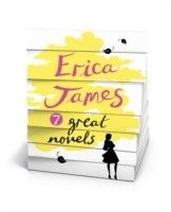 Erica James - Seven Great Novels