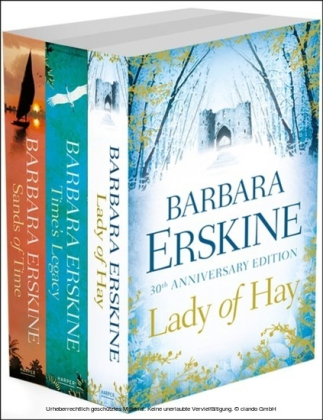 Barbara Erskine 3-Book Collection