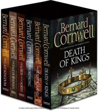 Warrior Chronicles Books 1-6