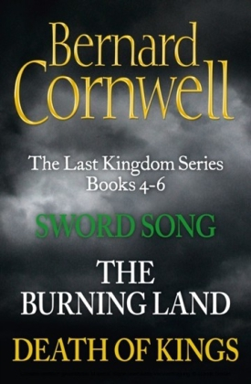 Last Kingdom Series Books 4-6