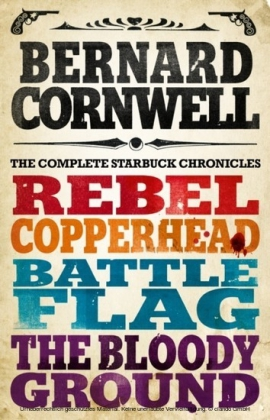 Starbuck Chronicles: The Complete 4-Book Collection