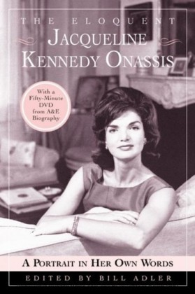 Eloquent Jacqueline Kennedy Onassis