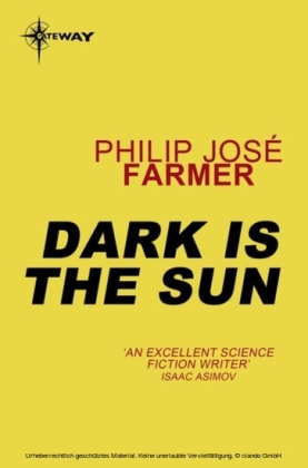 Dark Is the Sun