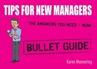Tips for New Managers