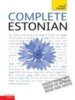 Complete Estonian: Teach Yourself
