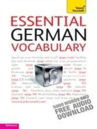 Essential German Vocabulary: Teach Yourself