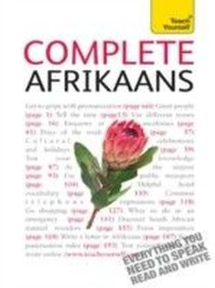 Complete Afrikaans: Teach Yourself