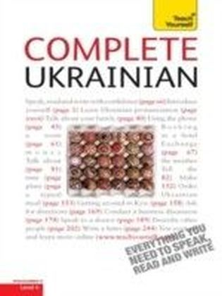 Complete Ukrainian: Teach Yourself