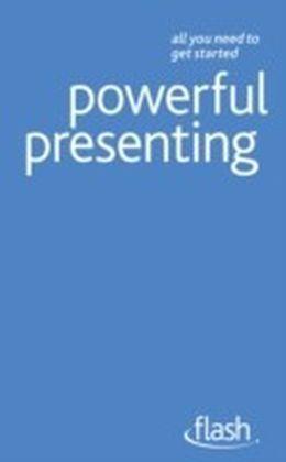 Powerful Presenting: Flash