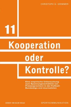 Kooperation oder Kontrolle?