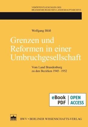 Grenzen und Reformen einer Umbruchgesellschaft