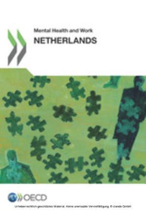 Mental Health and Work Mental Health and Work: Netherlands