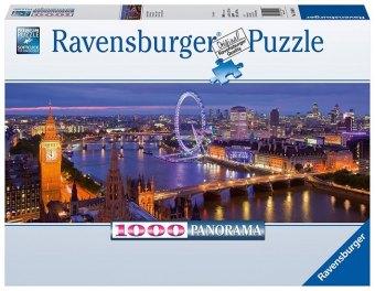 London bei Nacht (Puzzle)