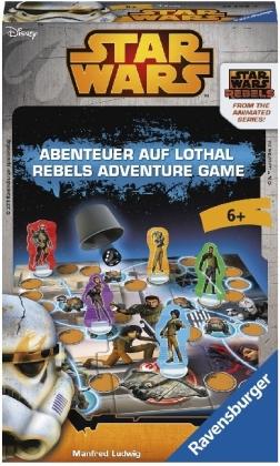 Star Wars Rebels (Kinderspiel), Abenteuer auf Lothal