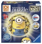 puzzleball, Nachtlicht Ich - einfach unverbesserlich, Minion made Cover