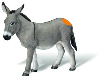 Esel, tiptoi Spielfigur mit Steuerungskarte