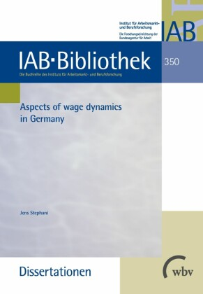 Aspects of wage dynamics in Germany