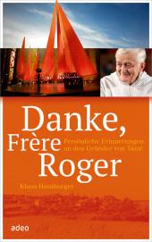 Danke, Frère Roger Cover