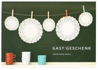 GAST:GESCHENK - Postkartenbuch