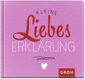 Kleine Liebeserklärung Cover