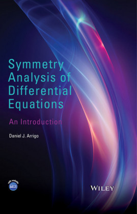 Symmetry Analysis of Differential Equations