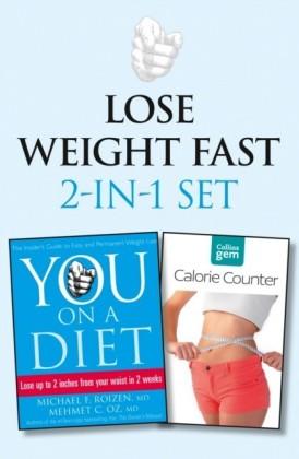 You: On a Diet plus Collins GEM Calorie Counter Set