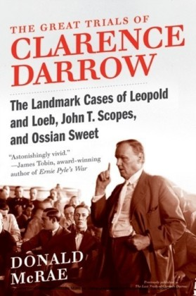 Great Trials of Clarence Darrow