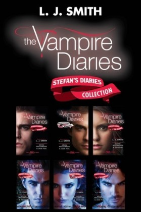 Vampire Diaries: Stefan's Diaries Collection