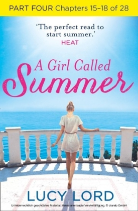 Girl Called Summer: Part Four, Chapters 15-18 of 28