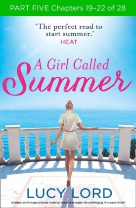 Girl Called Summer: Part Five, Chapters 19-22 of 28