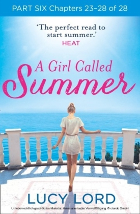 Girl Called Summer: Part Six, Chapters 23-28 of 28