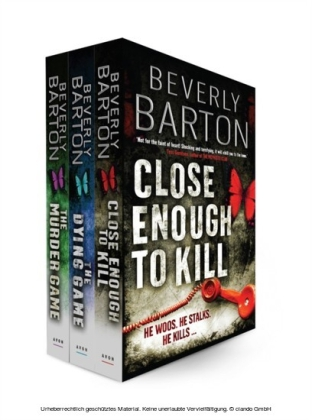 Beverly Barton 3 Book Bundle