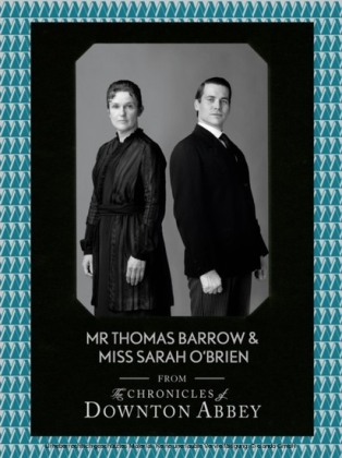 Mr Thomas Barrow and Miss Sarah O'Brien (Downton Abbey Shorts, Book 8)