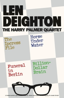 Harry Palmer Quartet