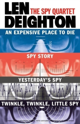 Spy Quartet: An Expensive Place to Die, Spy Story, Yesterday's Spy, Twinkle Twinkle Little Spy