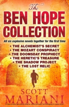 Ben Hope Collection: 6 BOOK SET
