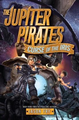 Jupiter Pirates - Curse of the Iris