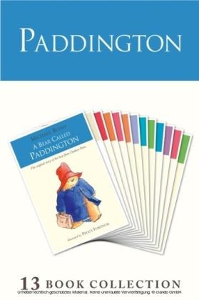 Paddington Complete Novels (Paddington)