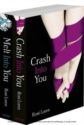'...Into You' 2-Book Collection: Crash Into You, Melt Into You (Loving on the Edge series)