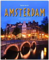 Reise durch Amsterdam Cover
