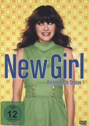 New Girl, 2 DVDs