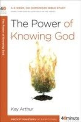 Power of Knowing God