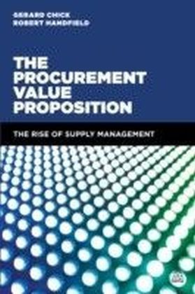 Procurement Value Proposition