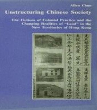 Unstructuring Chinese Society